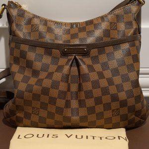 Louis Vuitton Bloomsbury PM Shoulder Bag DA Damier